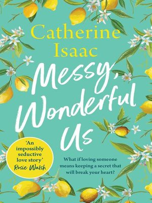 cover image of Messy, Wonderful Us