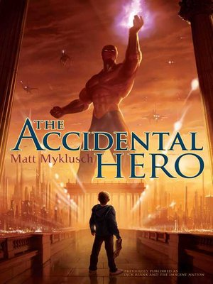 cover image of Accidental Hero