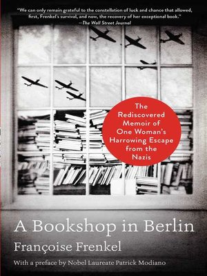 cover image of A Bookshop in Berlin