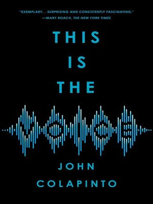 cover image of This Is the Voice