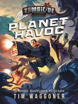 cover image of Planet Havoc