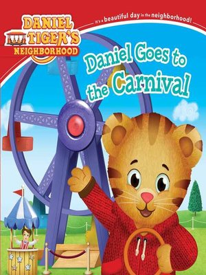 cover image of Daniel Goes to the Carnival