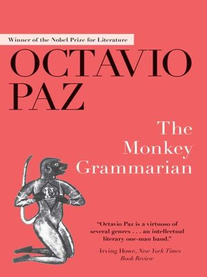 cover image of The Monkey Grammarian