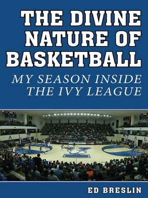 cover image of The Divine Nature of Basketball
