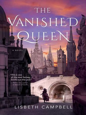 cover image of The Vanished Queen