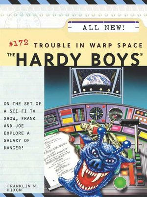 cover image of Trouble in Warp Space