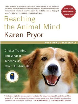 cover image of Reaching the Animal Mind