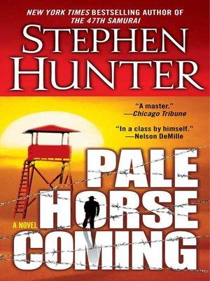 on a pale horse epub