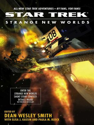 cover image of Strange New Worlds VIII