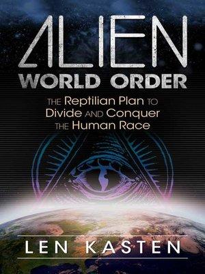 cover image of Alien World Order