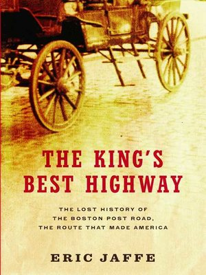 cover image of The King's Best Highway