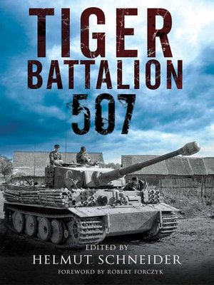 cover image of Tiger Battalion 507