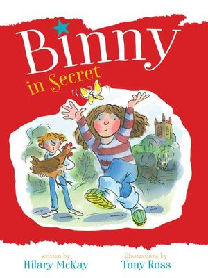 cover image of Binny in Secret