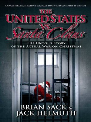 cover image of The United States vs. Santa Claus