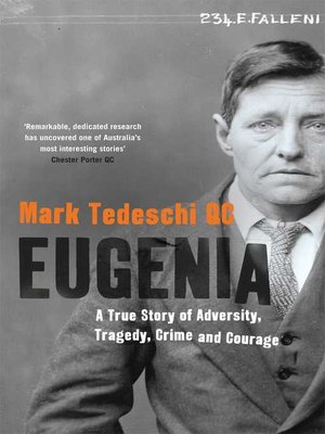 cover image of EUGENIA
