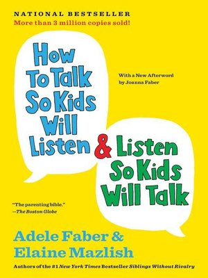 cover image of How to Talk So Kids Will Listen & Listen So Kids Will Talk