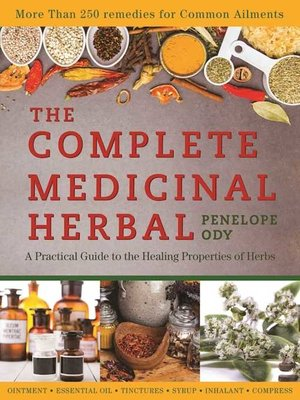 cover image of The Complete Medicinal Herbal