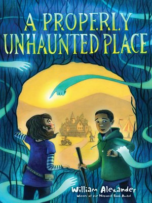 cover image of A Properly Unhaunted Place
