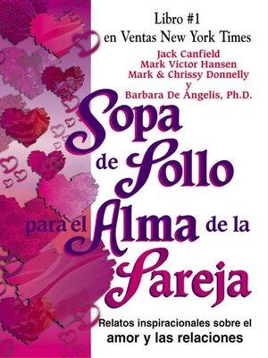 cover image of Sopa de Pollo para el Alma de la Pareja