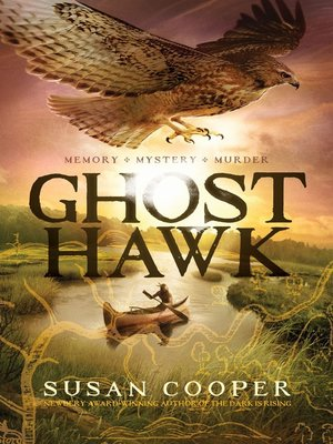 cover image of Ghost Hawk