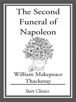 cover image of The Second Funeral of Napoleon