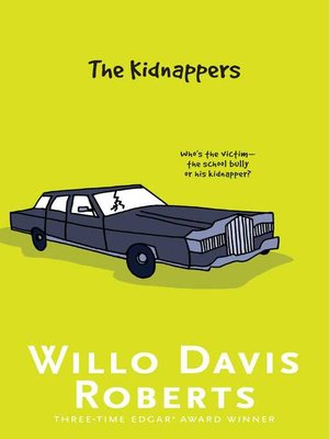 cover image of The Kidnappers