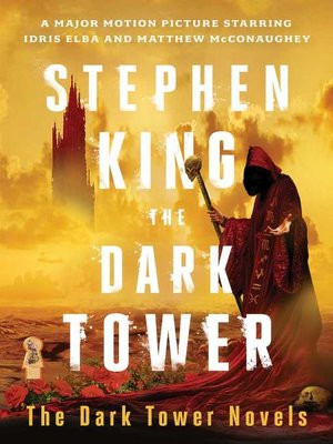 cover image of The Dark Tower Boxed Set