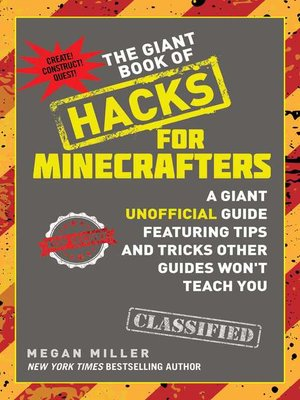 cover image of The Giant Book of Hacks for Minecrafters
