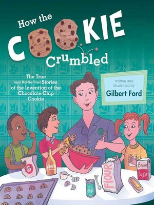 cover image of How the Cookie Crumbled