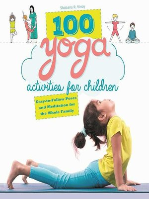cover image of 100 Yoga Activities for Children