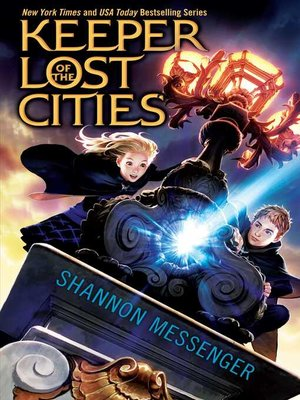 cover image of Keeper of the Lost Cities