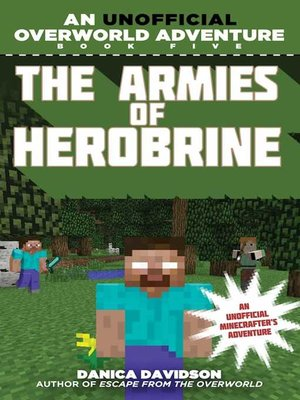 cover image of The Armies of Herobrine