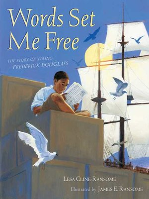 cover image of Words Set Me Free