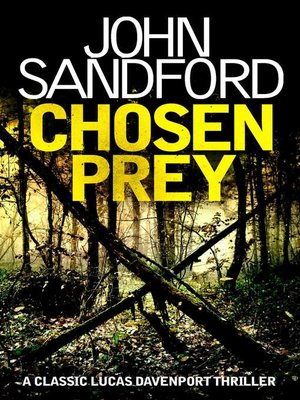 cover image of Chosen Prey