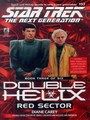 cover image of Double Helix, Book 3