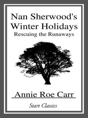 cover image of Nan Sherwood's Winter Holidays