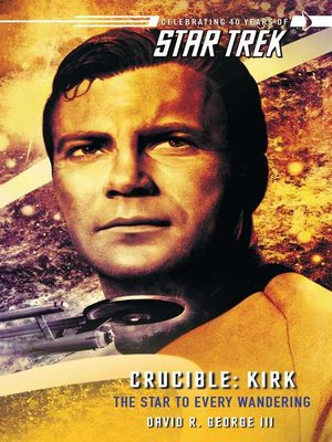 cover image of Crucible: Kirk