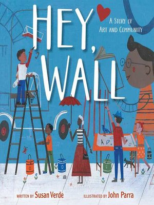 cover image of Hey, Wall