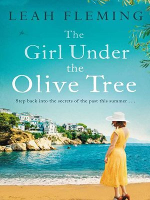 cover image of The Girl Under the Olive Tree