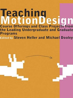 cover image of Teaching Motion Design