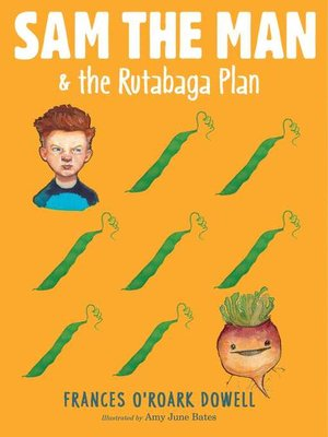 cover image of Sam the Man & the Rutabaga Plan