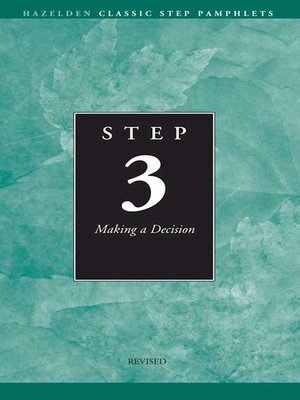 cover image of Step 3 AA Making a Decision