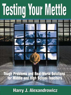 cover image of Testing Your Mettle