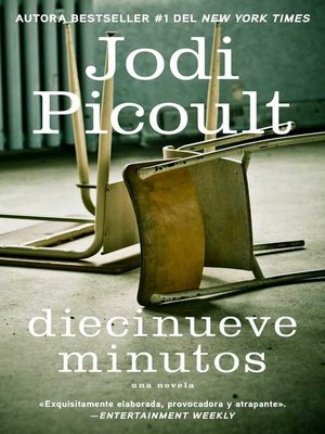 cover image of Diecinueve minutos (Nineteen Minutes