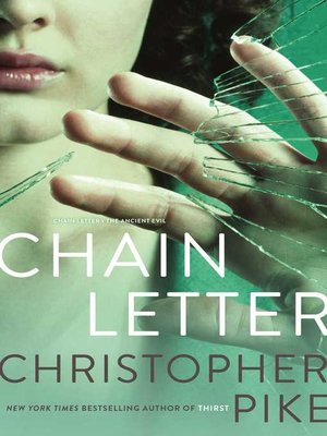 cover image of Chain Letter