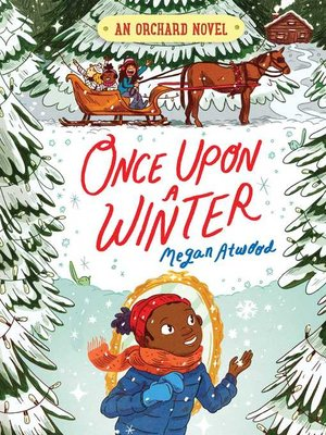 cover image of Once Upon a Winter