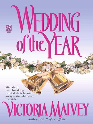 cover image of Wedding of the Year