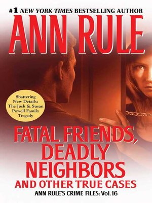 cover image of Fatal Friends, Deadly Neighbors