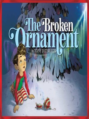 cover image of The Broken Ornament