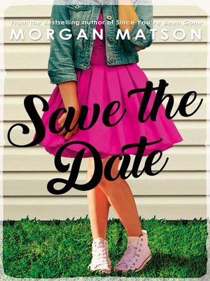 cover image of Save the Date
